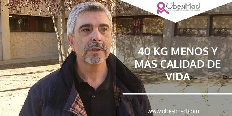 Recupera tu calidad de vida gracias a la pérdida de peso