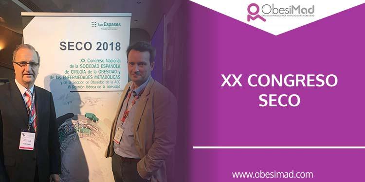 XX Congreso Nacional de la Sociedad Española de la Cirugía de la Obesidad y de las Enfermedades Metabólicas