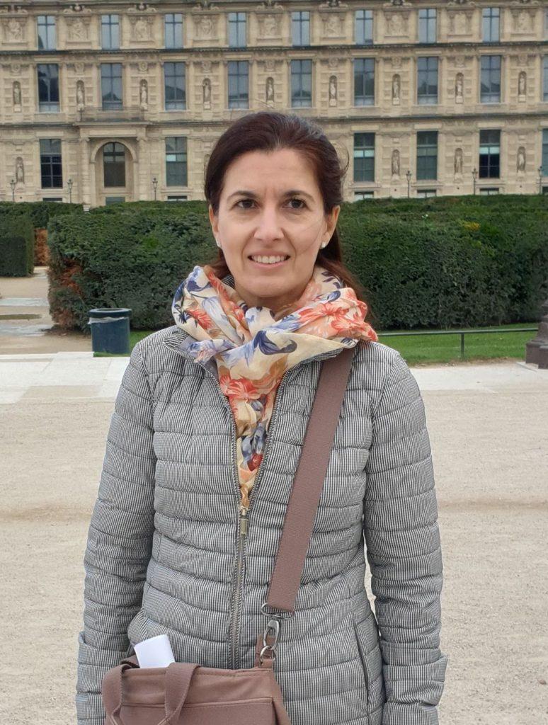 Doña. MARÍA PILAR GARCÍA GARRIDO