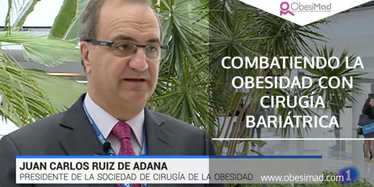 Combate la obesidad con la cirugía bariátrica