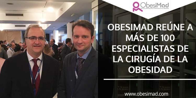 3ª Jornada de Cirujanos Esofago-Gástricos y de Obesidad de Madrid y Zona Centro