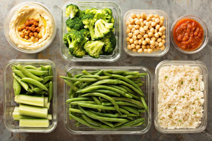 Cómo hacer batch cooking tras una cirugía de la obesidad