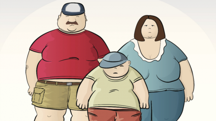 ¿Es la obesidad una pandemia mundial?
